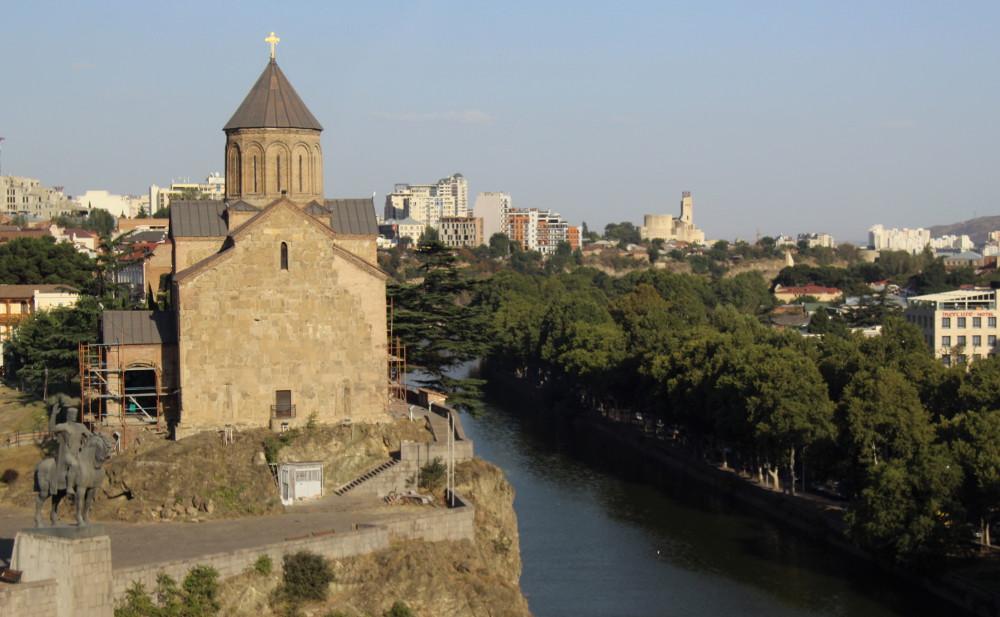 Тбилиси, сентябрь 2016