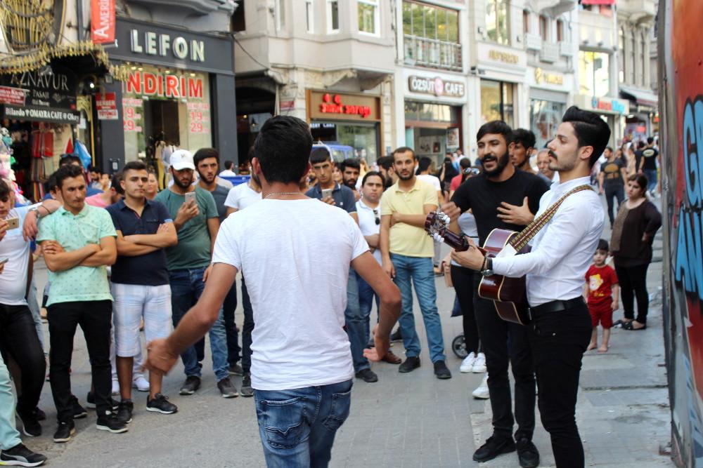 Стамбул, август 2017