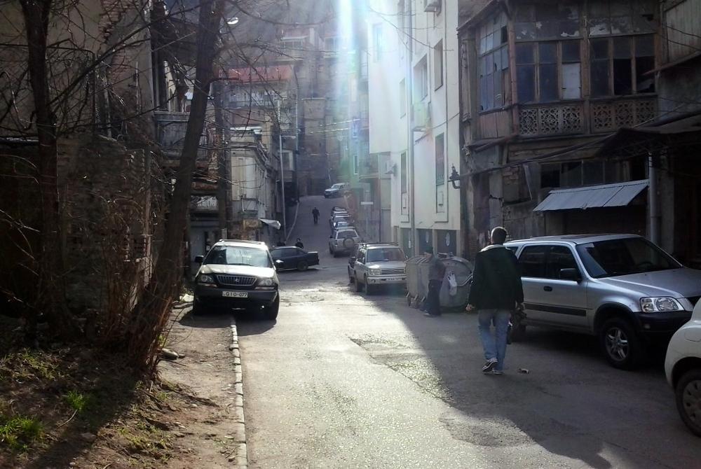 Тбилиси, январь 2015