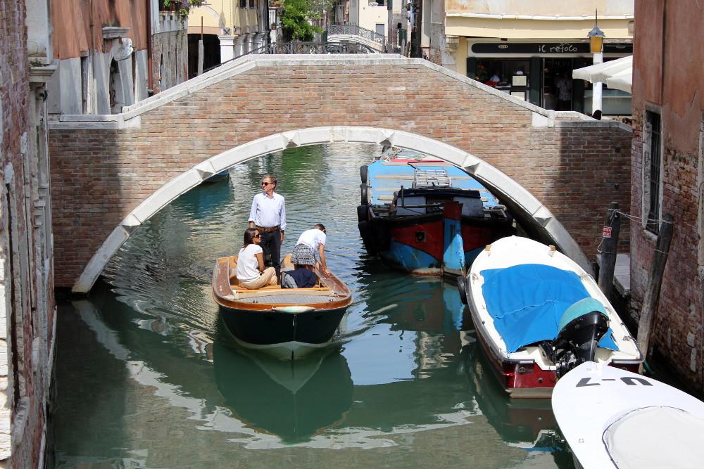 Венеция, август 2014