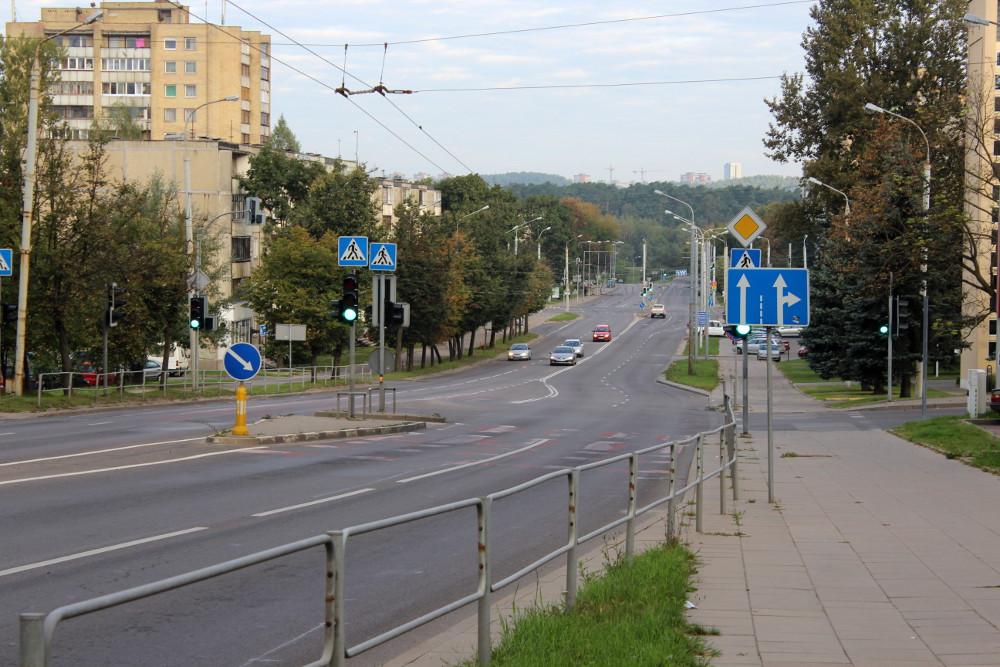 Вильнюс, сентябрь 2014