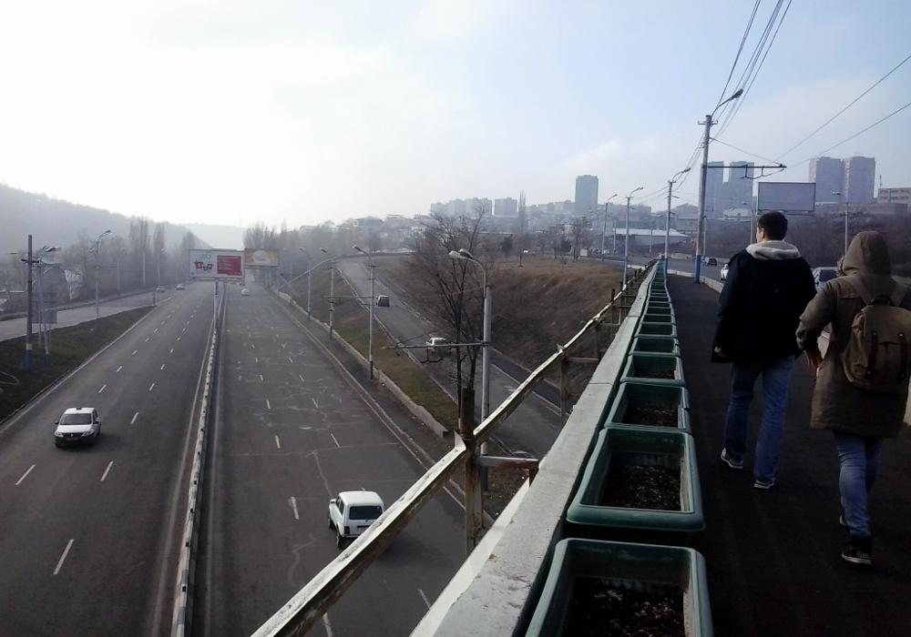 Ереван, январь 2015