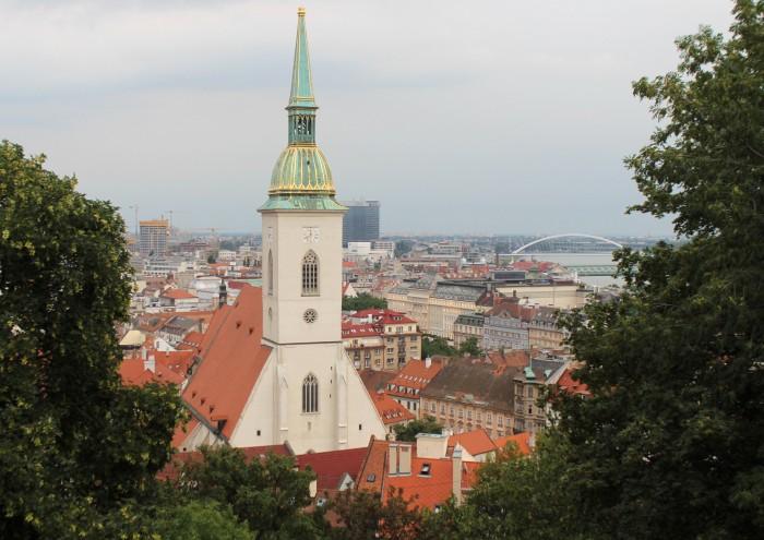 Братислава, июль 2018
