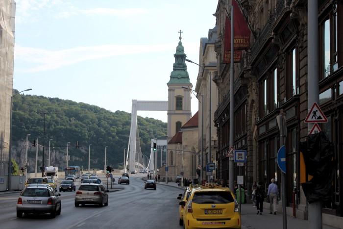 Будапешт, июль 2018
