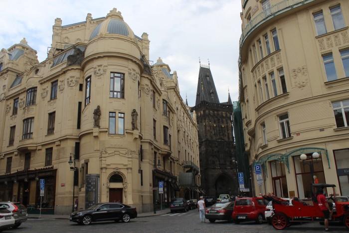 Прага, июль 2018